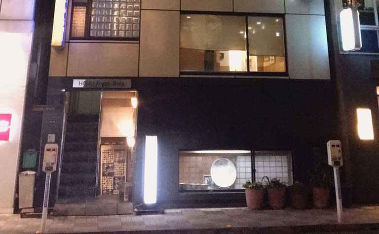 東京都中央区銀座3丁目所在ビル